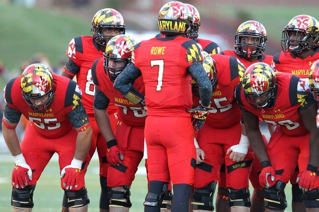 CFB | Michigan Wolverines (3-1) at Maryland Terrapins (2-2)