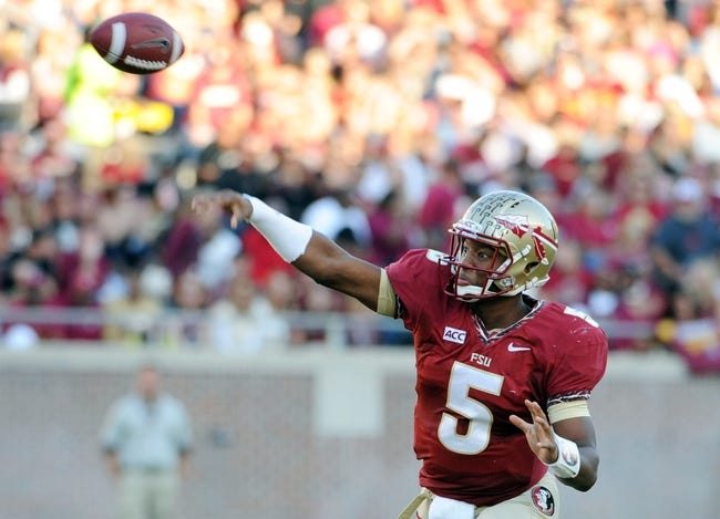 North Carolina State Wolfpack vs. Florida State Seminoles Pick-Odds-Prediction 9/27/14