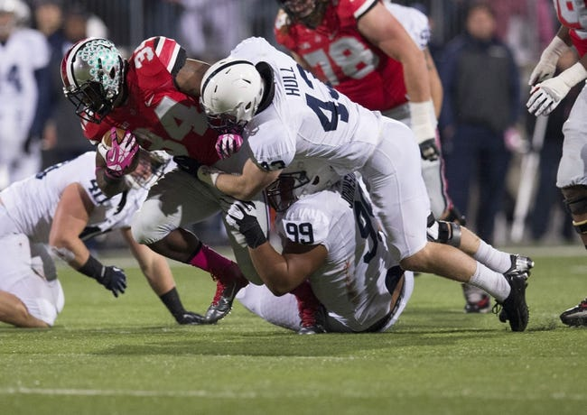 Penn State vs. Ohio State - 10/25/14 CFB Pick, Odds, Prediction