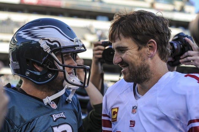 Eagles vs. Giants - 10/12/14 NFL Pick, Odds, Prediction