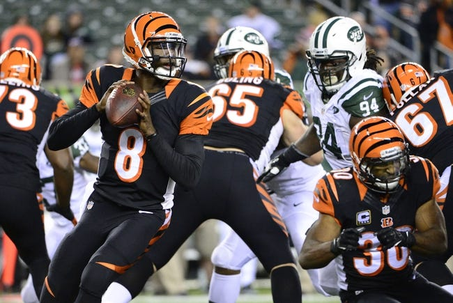 Cincinnati Bengals vs. New York Jets Pick-Odds-Prediction - 8/16/14