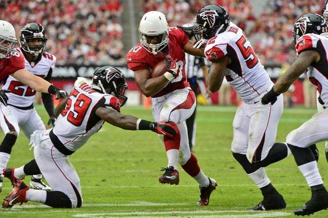 Falcons vs. Cardinals - 11/30/14 NFL Pick, Odds, and Prediction