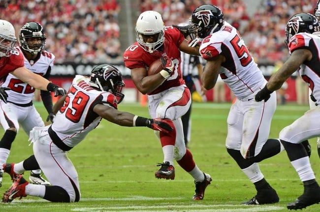 NFL | Arizona Cardinals (9-2) at Atlanta Falcons (4-7)