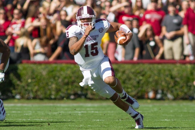 Southern Miss Golden Eagles vs. Mississippi State Bulldogs Pick-Odds-Prediction - 8/30/14