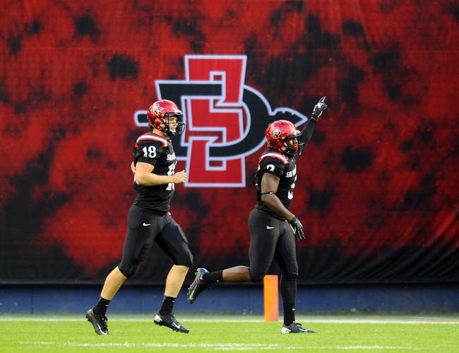 Fresno State Bulldogs vs. San Diego State Aztecs Pick-Odds-Prediction - 10/3/14
