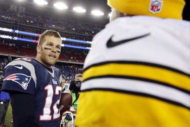 Pittsburgh Steelers at New England Patriots- 9/10/15 NFL Pick, Odds, and Prediction