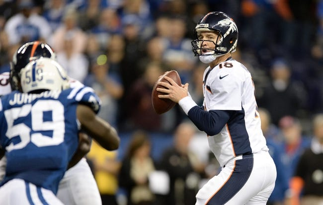 Fantasy Football 2014: Colts at Broncos 9/7/14 Week 1 Preview