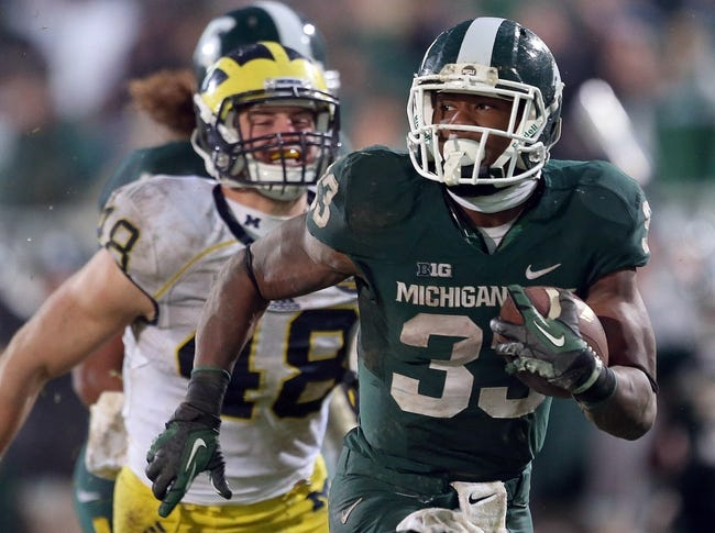 CFB | Michigan Wolverines (3-4) at Michigan State Spartans (6-1)