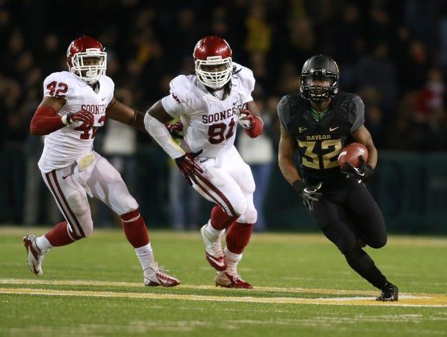 Oklahoma vs. Baylor - 11/8/14 College Football Pick, Odds, and Prediction