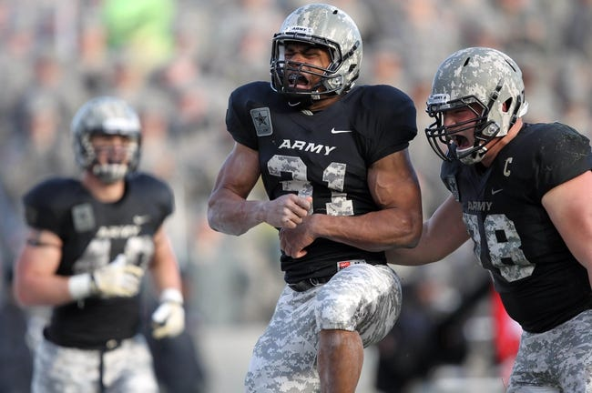 Army Black Knights vs. Buffalo Bulls Pick-Odds-Prediction - 9/6/14