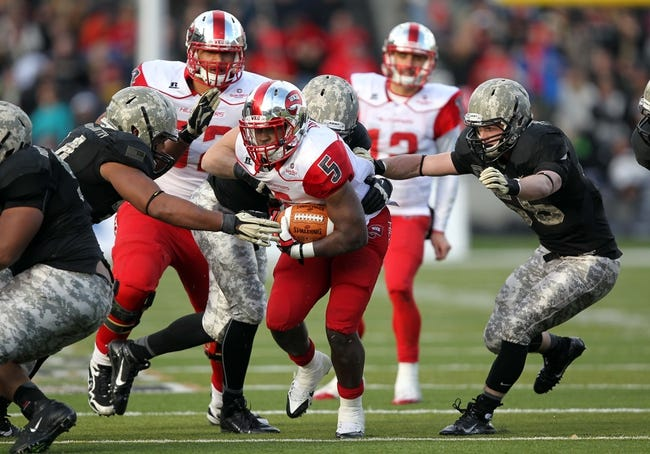 Western Kentucky Hilltoppers vs. Army Black Knights - 11/15/14 College Football Pick, Odds, and Prediction
