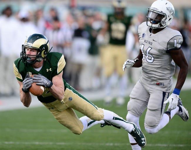 Nevada Wolf Pack vs. Colorado State Rams Pick-Odds-Prediction - 10/11/14