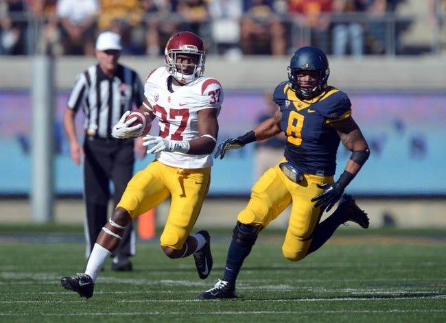 CFB | California Golden Bears (5-4) at Southern Cal Trojans (6-3)