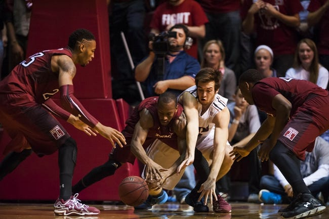 Temple vs. Pennsylvania - 11/25/14 College Basketball Pick, Odds, and Prediction