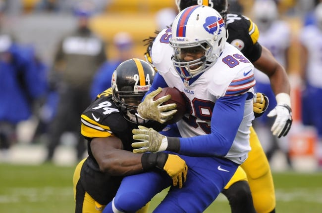 Buffalo Bills at Pittsburgh Steelers NFL Preseason, Pick, Odds, Prediction - 8/16/14