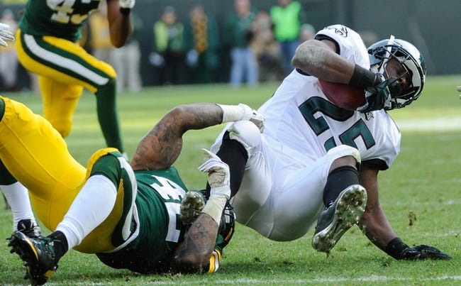 Packers vs. Eagles - 11/16/14 NFL Pick, Odds, and Prediction