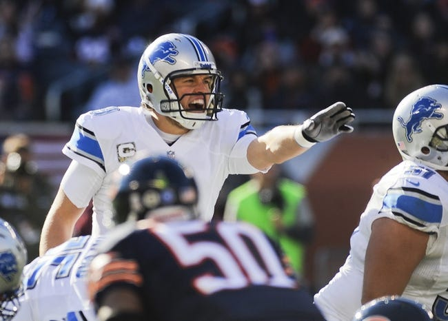 Fantasy Football 2014: Bears at Lions 11/27/14 Week 13 Preview