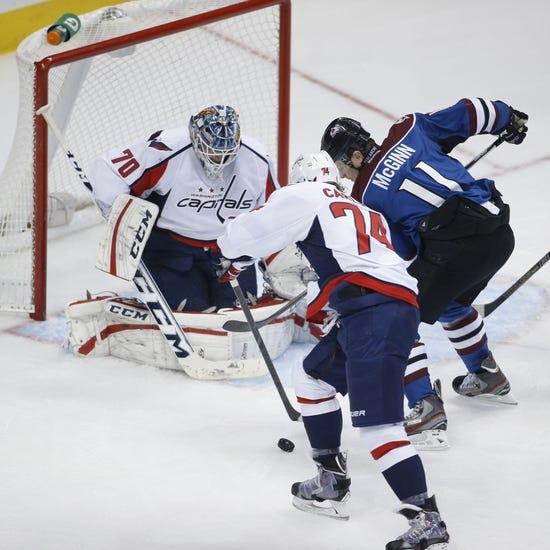 NHL | Washington Capitals (8-7-3) at Colorado Avalanche (6-8-5)