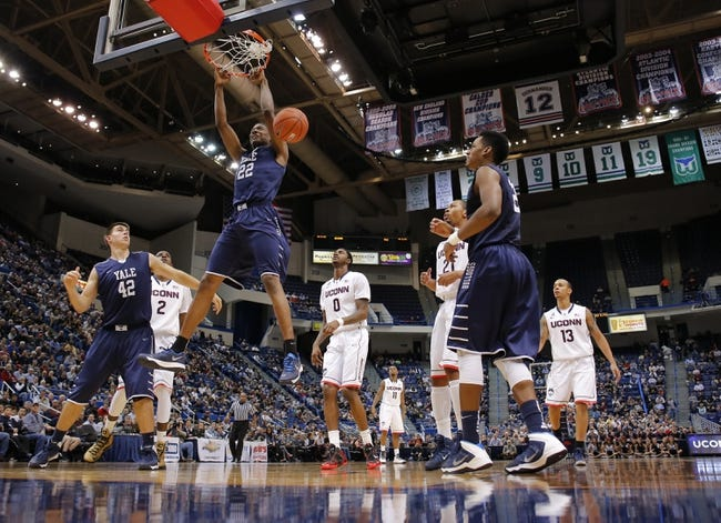 Quinnipiac vs. Yale - 11/14/14 College Basketball Pick, Odds, and Prediction
