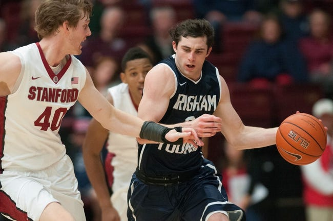 BYU vs. Stanford - 12/20/14 College Basketball Pick, Odds, and Prediction
