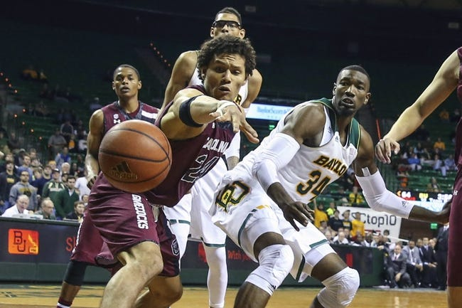 South Carolina vs. Baylor - 11/18/14 College Basketball Pick, Odds, and Prediction