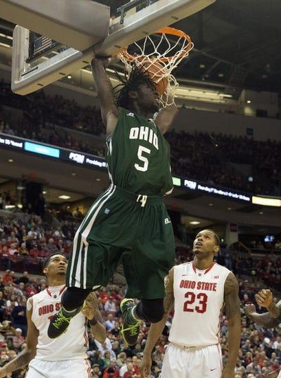 Ohio Bobcats vs. St. Bonaventure Bonnies - 12/6/14 College Basketball Pick, Odds, and Prediction