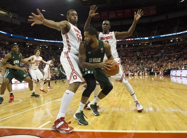 Ohio vs. Northern Illinois - 1/7/15 College Basketball Pick, Odds, and Prediction