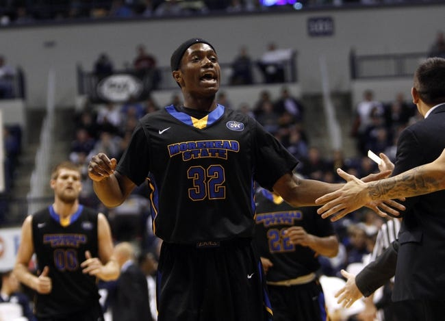 OVC Conference Tournament Quarterfinals: Morehead State Eagles vs. Tenn-Martin Skyhawks  - 3/5/15 College Basketball Pick, Odds, and Prediction