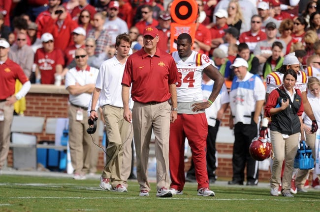 College Football Preview: The 2014 Iowa State Cyclones