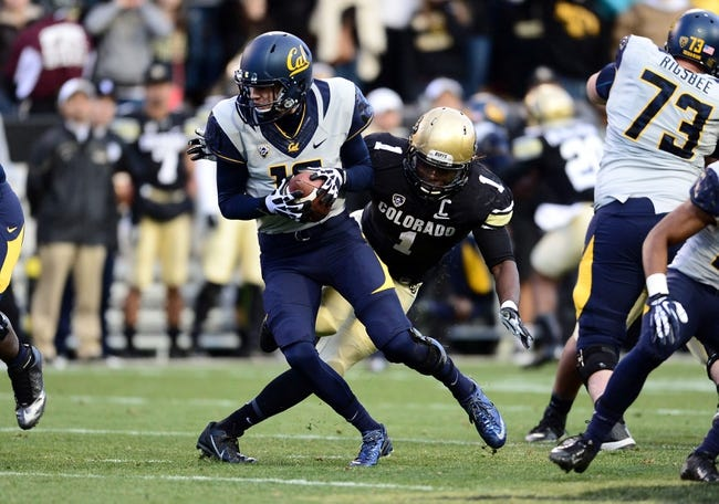 California Golden Bears at Northwestern Wildcats 8/30/14 Free College Football Pick