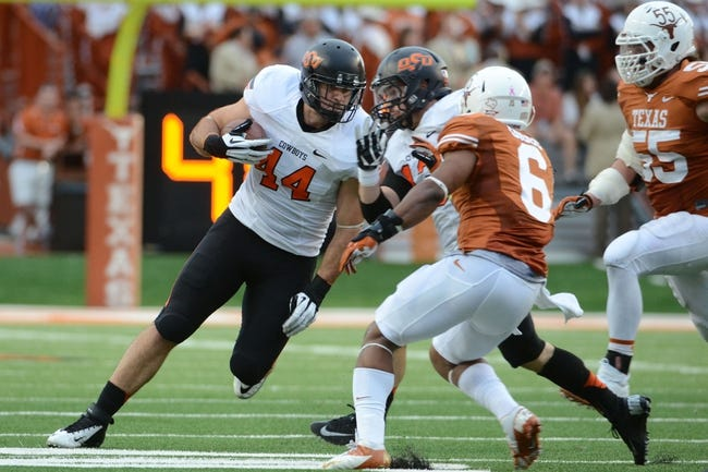 CFB | Texas Longhorns (5-5) at Oklahoma State Cowboys (5-4)