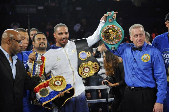Paul Smith vs. Andre Ward Boxing Preview, Pick, Odds, Prediction - 6/20/15