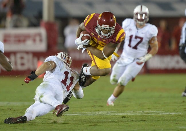 USC Trojans at Stanford Cardinal CFB Pick, Odds, Prediction - 9/6/14