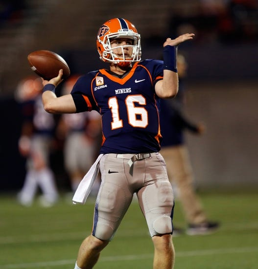 College Football Preview: The 2015 Texas-El Paso Miners