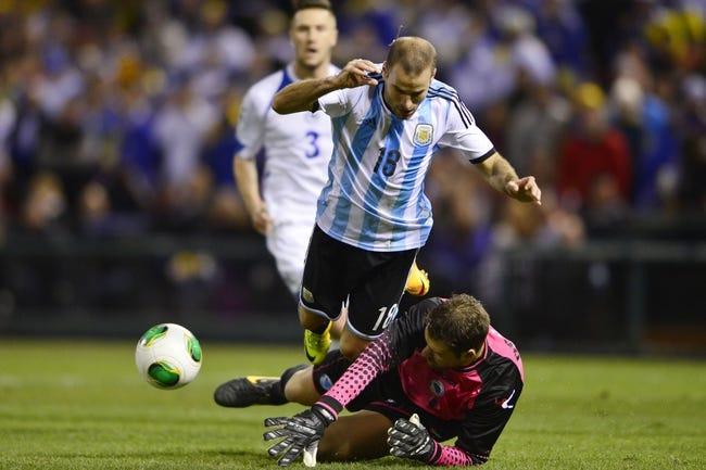 2014 FIFA World Cup: Nigeria vs Argentina Pick, Odds, Prediction - 6/25/14