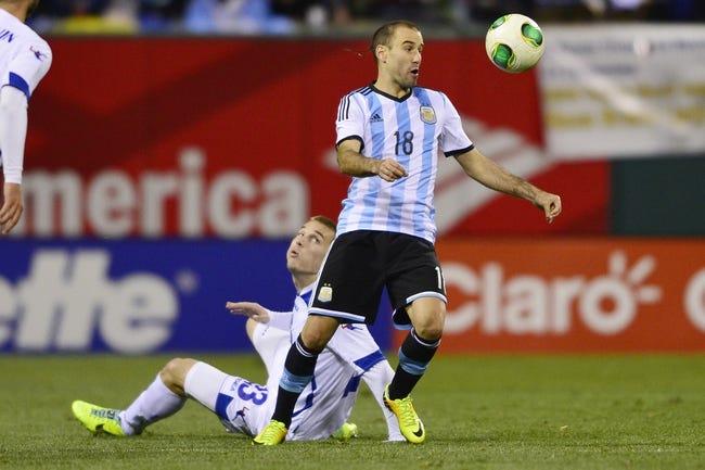 2014 FIFA World Cup: Argentina vs Iran Pick, Odds, Prediction - 6/21/14