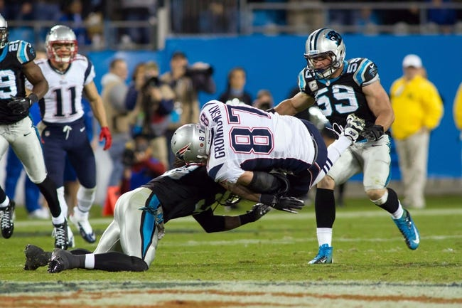 Carolina Panthers at New England Patriots Pick, Odds, Prediction 8/22/14