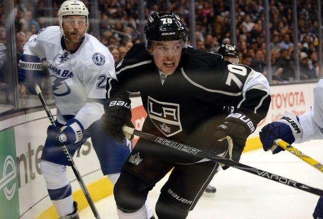 Lightning vs. Kings - 2/7/15 NHL Pick, Odds, and Prediction