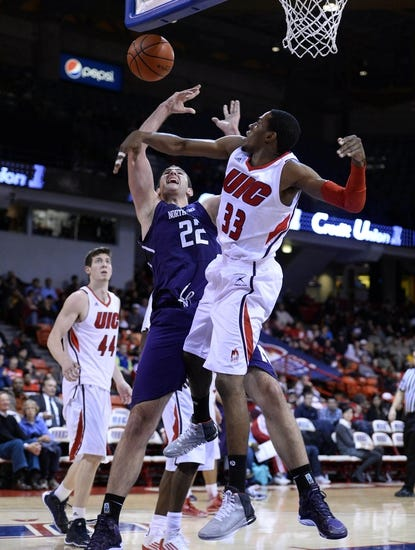 Wright State Raiders vs. Illinois-Chicago Flames - 2/12/15 College Basketball Pick, Odds, and Prediction