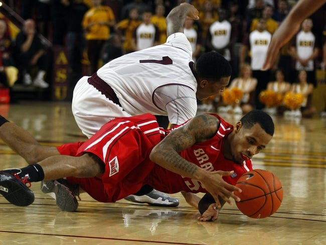 UC Irvine Anteaters vs. Bradley Braves - 12/21/14 College Basketball Pick, Odds, and Prediction