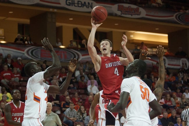 Davidson vs. St. Bonaventure - 2/4/15 College Basketball Pick, Odds, and Prediction
