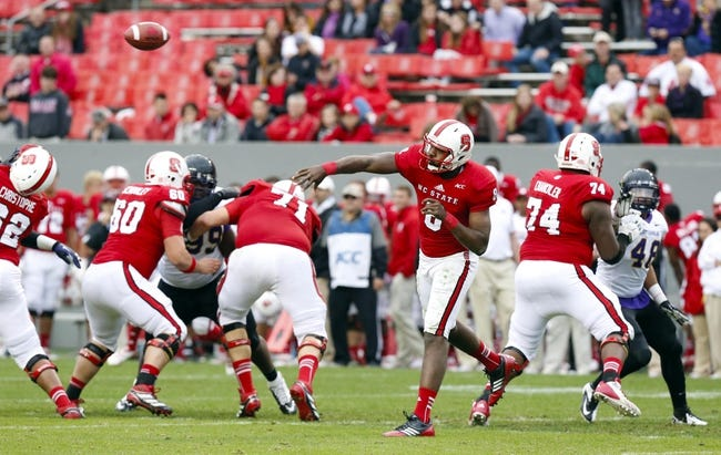 College Football Preview: The 2014 North Carolina State Wolfpack