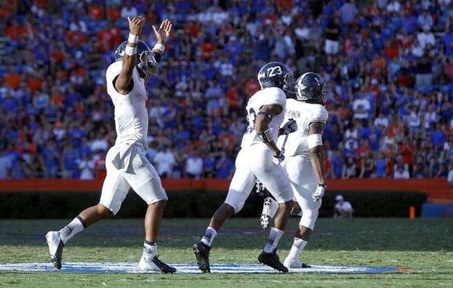 Georgia Southern Eagles vs. New Mexico State Aggies - 10/17/15 College Football Pick, Odds, and Prediction