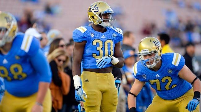 UCLA Bruins at Virginia Cavaliers 8/30/14 Free College Football Pick