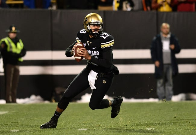 Hawaii Warriors vs. Colorado Buffaloes Pick-Odds-Prediction - 9/20/14