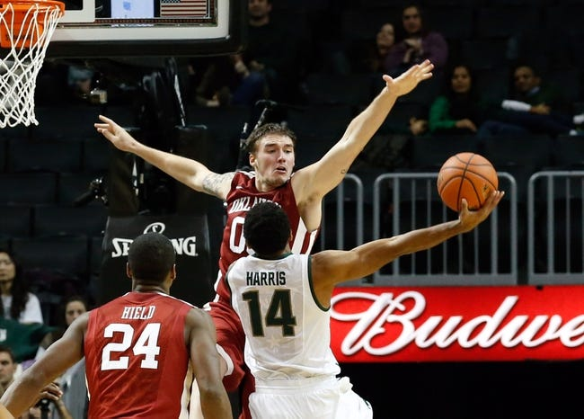 Oklahoma vs. Michigan State - 3/27/15 NCAA Tournament College Basketball Pick, Odds, and Prediction