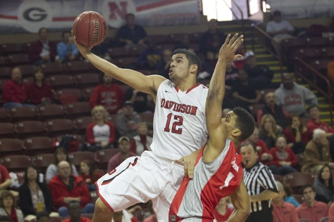 Davidson vs. UNC Wilmington - 11/29/14 College Basketball Pick, Odds, and Prediction