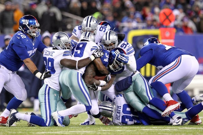 Cowboys vs. Giants 10/19/14 NFL Pick, Odds, and Prediction