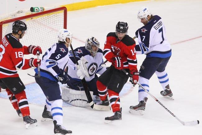 NHL | Winnipeg Jets (4-5-0) at New Jersey Devils (4-3-2)