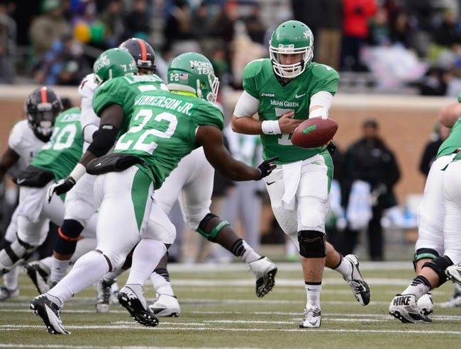 North Texas Mean Green vs. Southern Miss Golden Eagles Pick-Odds-Prediction - 10/18/14
